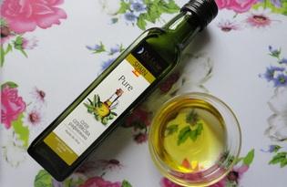 Оливковое масло. Калорийность, польза и вред