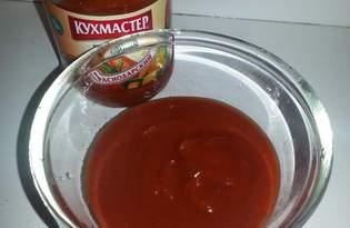 Томатный соус. Калорийность, польза и вред
