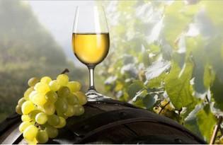 Вино белое столовое сухое