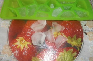 Лёд. Калорийность, польза и вред