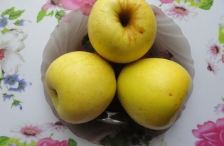 Яблоко. Калорийность, польза и вред
