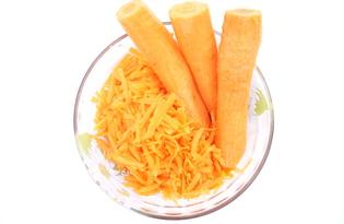 Морковь. Калорийность, польза и вред
