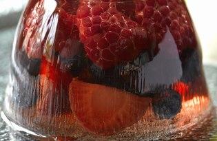 Желе фруктовое. Калорийность, польза и вред