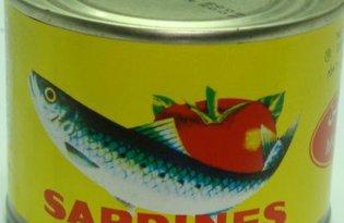 Сардины в масле (рыбные консервы). Калорийность, польза и вред