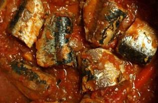 Сардины (рыбные консервы). Калорийность, польза и вред