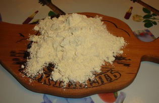 Мука кукурузная. Калорийность, польза и вред