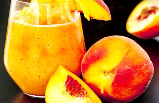 Персик. Калорийность, польза и вред