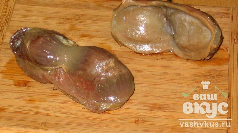 Утиные желудки рецепты в мультиварке