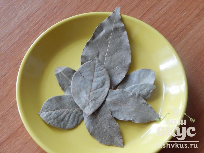 лавровый лист и холестерин