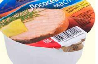 Масло лосося. Калорийность, польза и вред