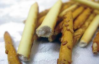 Хлебные палочки. Калорийность, польза и вред
