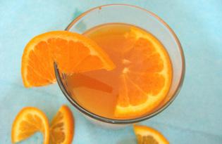 Сок мандариновый. Калорийность, польза и вред