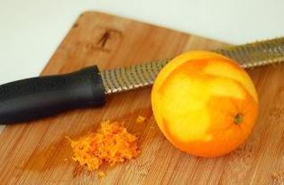 Цедра апельсина. Калорийность, польза и вред