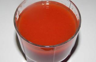 Сок томатный. Калорийность, польза и вред