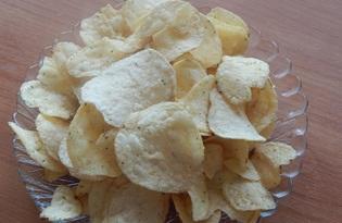 Чипсы картофельные. Калорийность, польза и вред.