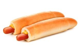 Булочка для хот-дога. Калорийность, польза и вред.