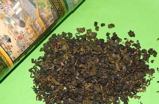 Чай зелёный. Калорийность, польза и вред.