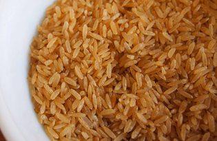Рис бурый. Калорийность, польза и вред.
