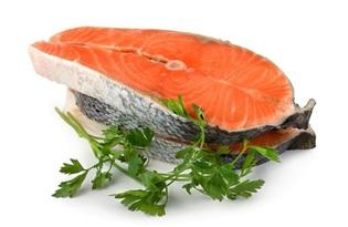 Рыба лосось. Калорийность, польза и вред.