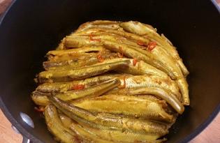 Рыба Корюшка. Калорийность, польза и вред.