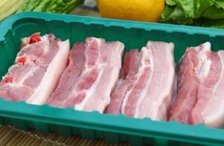Подчеревок свиной. Калорийность, польза и вред.