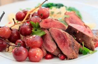 Мясо тетерева. Калорийность, польза и вред.