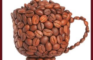 Кофе в зёрнах. Калорийность, польза и вред.