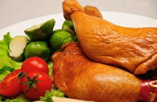 Мясо копченое куриное. Калорийность, польза и вред.