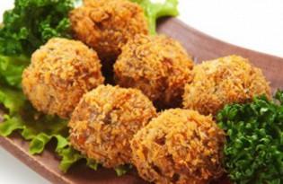 «Аранчи»: рисовые шарики