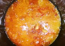 Сладкий апельсиново-медовый маринад (пошаговый фото рецепт)