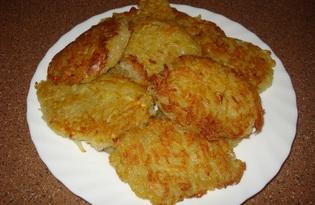 Драники (пошаговый фото рецепт)