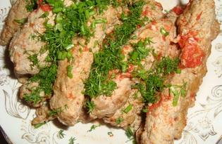 Мититеи по-бессарабски (пошаговый фото рецепт)