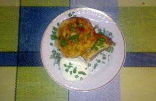 Картофельные зразы с мясом (пошаговый фото рецепт)