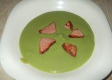 Овощной крем-суп с ветчиной в мультиварке (рецепт с пошаговыми фото)