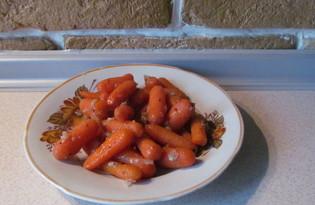 Рецепт тушеной морковки с пошаговыми фото