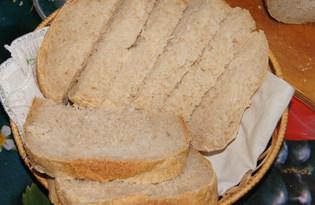 Рецепт приготовления хлеба пшенично-ржаного на сыворотке с пошаговыми фото