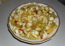 Рецепт фруктового салата с пошаговыми фото