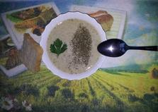 Рецепт крем-супа с опятами с пошаговыми фото