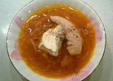 Рецепт куриного супа с соевой лапшой и пошаговыми фото