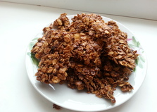 Рецепт приготовления козинака из геркулеса с пошаговыми фото