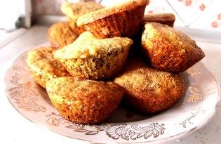 Рецепт нежных банановых маффинов с пошаговыми фото
