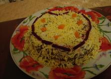 Печеночный торт. Рецепт с пошаговыми фото