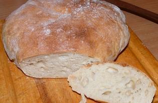 """Рецепт """"Хлеб домашний"""" пошаговое фото"""