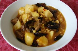 Бозбаш (пошаговый фото рецепт)