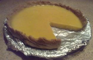 """Холодный пирог без выпечки """"Лаймовый"""". Рецепт с пошаговыми фото."""