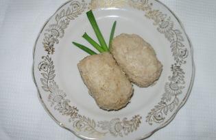 """Рецепт """"Паровые котлетки из говядины"""" пошаговое фото"""