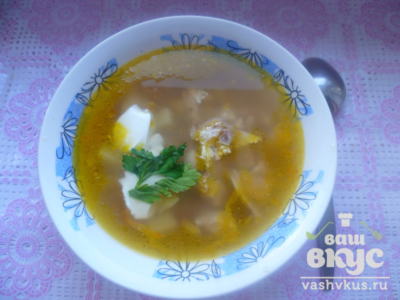 Суп гречневый рецепт пошаговый