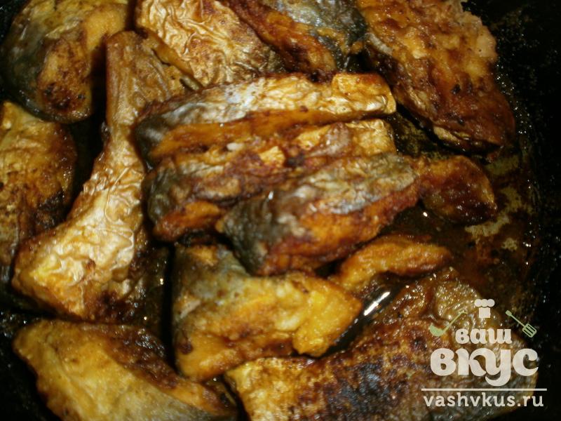 жареный пангасиус рецепты с фото