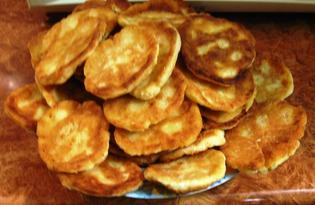 Сырнички домашние (рецепт с пошаговыми фото)
