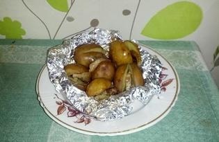 """Рецепт """"Картофель запеченный"""" пошаговое фото"""